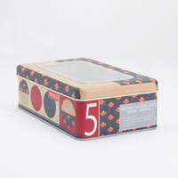 Petite Prints Deux | French General | Moda Fabrics | Frivol Tin No. 5 - Main Image