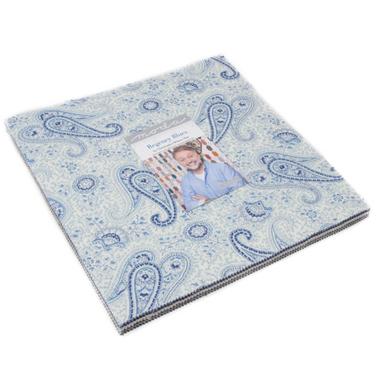 Regency Blues | Christopher Wilson-Tate | Moda Fabrics | Layer Cake - Main Image