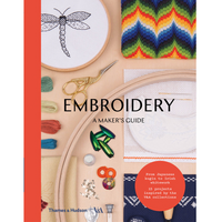 Embroidery: A Marker's Guide | V&A
