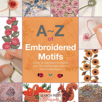 A-Z of Embroidered Motifs | Country Bumpkin | Search Press
