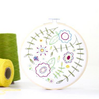 Hawthorn Handmade | Contemporary Embroidery Kit | Various Designs