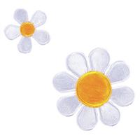 White Daisies Motifs | Craft Factor - Main Image