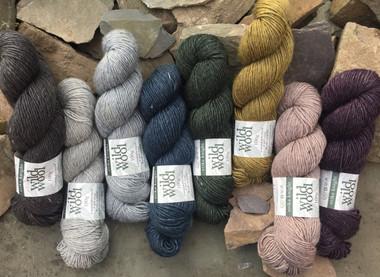 Wild Wool   Erika Knight   100g hanks   Various Colours - Main Image