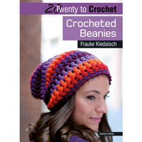 Crocheted Beanies | 20 to Crochet | Frauke Kiedaisch | 9781782210009