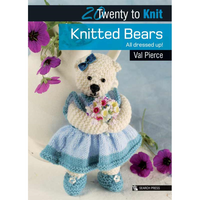 Knitted Bears | 20 to Knit Series | Val Pierce | 9781844484829