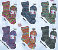 Opal Eisblume 8 Ply / DK Sock Knitting Yarn | Various Shades - Main Image