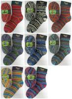 Opal Rainforest 11 (Regenwald XI) 4 Ply Sock Knitting Yarn | Various Shades
