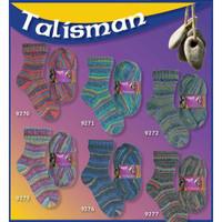 Opal Talisman 4 Ply Sock Knitting Yarn | Various Shades - Main Image