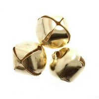 Trimits | Jingle Bells | Gold Coloured | Various Sizes
