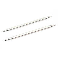 KnitPro Nova Cubics Inter-changeable Metal Tips | Standard Length | 4 mm - 8 mm - Main Image