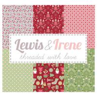 Hygge Christmas   Lewis & Irene Fabrics   Individual Fabrics - Main Image
