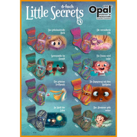 Opal Little Secrets 6 Ply Sock Knitting Wool / Yarn, 150g | Various Shades - Main Image