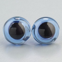 Efco | Animal Eyes | Glass with Loop | Blue