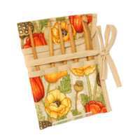 S&W Storage | Poppy Crochet Hook Roll Wrap - Main Image
