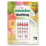 Madeira Machine Embroidery Quilting Needles | Sizes 75-90 / No. 11-14 | 5 Pcs - Main Image
