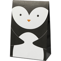 Christmas Character Gift Bags | Set of 6 bags | Various designs