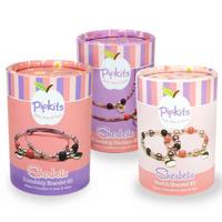 Pipkits Beaded Jewellery Kits  | Sherbet Range | Various designs