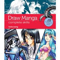 Draw Manga | Complete Skills by Sonia Leong