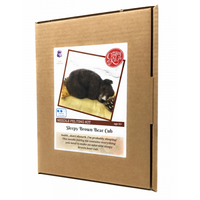 The Crafty Kit Co. | Large Animal Needle Felting Kits | Various Designs