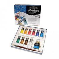Winsor & Newton Artisan Water Mixable Oil 14 Piece Studio Set - Main Image