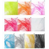 Stephanoise Tulle Glitter Mesh | 1m x 150cm Sheet | Various Shades - Main Image
