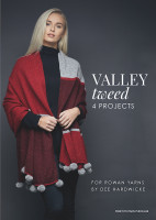 Valley Tweed Book | 4 Projects | Dee Hardwicke