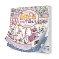 Hunkydory | The Square Little Book of Mice to Meet You