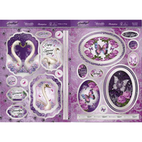 Hunkydory | Luxury Topper Sets | Amethyst Dreams