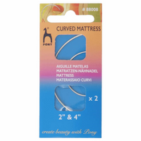 """Pony Curved Mattress Needle 