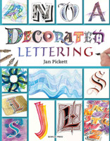Decorated Lettering | Jan Pickett (9781782211556)