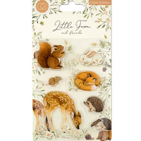 Craft Consortium | Little Fawn & Friends | Little Fawn Stamp Set