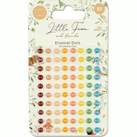 Craft Consortium | Little Fawn & Friends | Adhesive Enamel Dots