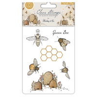Craft Consortium | Tell the Bees | Tell the Bees Stamp Set