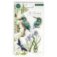 Craft Consortium | The Riverbank | Kingfisher Stamp Set