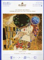 DMC The Kiss | Gustav Klimt | Cross Stitch Kit