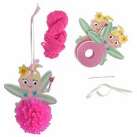 Trimits | Pom Pom Decoration Kit | Fairy