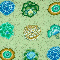 Green | Corsage | Kaffe Fassett | Mez Gmbh Fabrics - Main Image