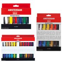 Royal Talens Amsterdam Acrylic Multipacks 20ml | Various Sets - Main Image
