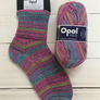 Opal Cotton Premium 4 Ply Sock Knitting Yarn in 100g Balls | Various Colours - 9715 Blossoms