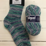 Opal Cotton Premium 4 Ply Sock Knitting Yarn in 100g Balls   Various Colours - 9717 Picnic