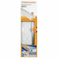 Fiskars Rotary Cutter & Ruler Combo (F9513)