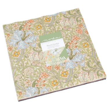 Morris Garden | V and A | Moda Fabrics | Layer Cake