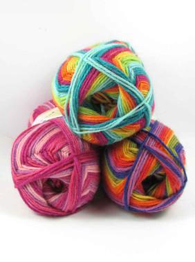 WYS ColourLab DK Knitting Yarn, 100g balls | Various Shades - Main
