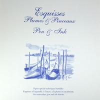 Sennelier Esquisses Pen & Ink Pads | Various Sizes