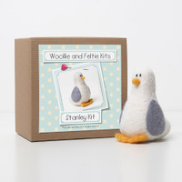 Woollie and Feltie | Stanley the Seagull