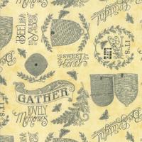 Bee Joyful | Deb Strain | Moda Fabrics | 19873-11
