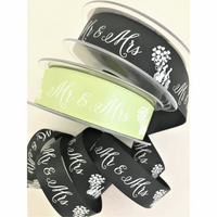 Berisfords | Happy Couple Ribbon | 25mm | Half Metre Lengths