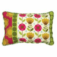 Anchor Tapestry Kit | 30cm x 45cm | Retro Flower Living Cushion Kit | ALR50