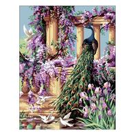 Anchor Tapestry Canvas | 62cm x 48cm | Royal Paris: A Corner of Paradise | 9880158\0073