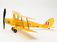 The Vintage Model Co. | Flying Model Kit | De Havilland Tiger Moth | Final Result